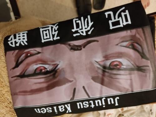 Harajuku Men's T-shirt Jujutsu Kaisen Printed Unisex T shirt Itadori Yuji Eyes Cartoon Anime Casual Tshirt Male Streetwear Tops photo review