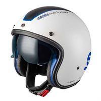 Casco de moto Sparco Cafe Racer ABS Tg L Biaz|  -