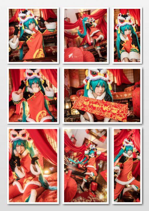焰灵姬cosplay视频