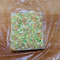 """#美食说出""""新年好""""#鸡蛋沙拉三明治的做法图解8"""