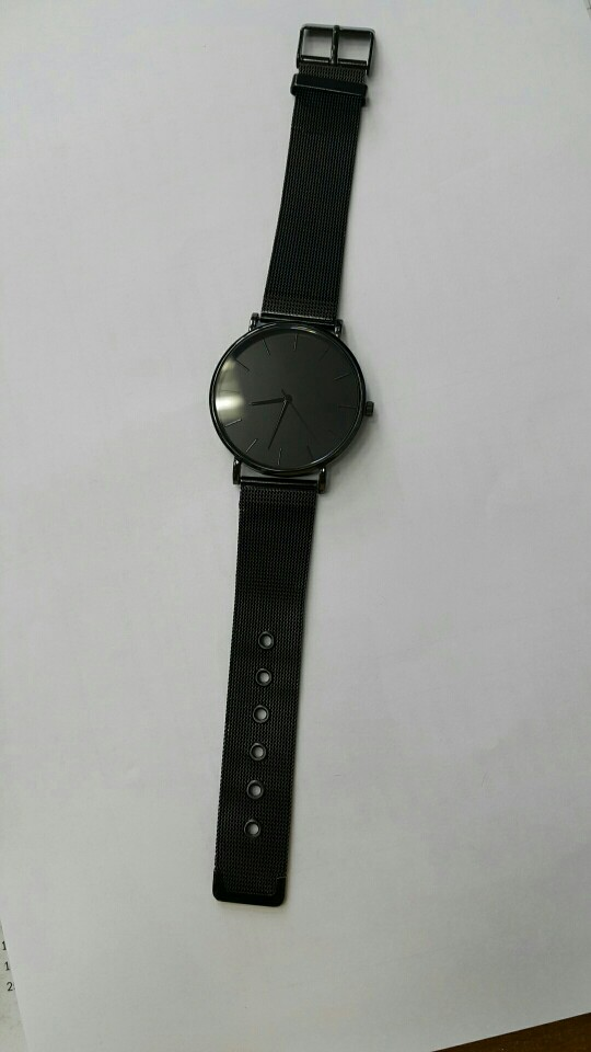 Male Watch photo review
