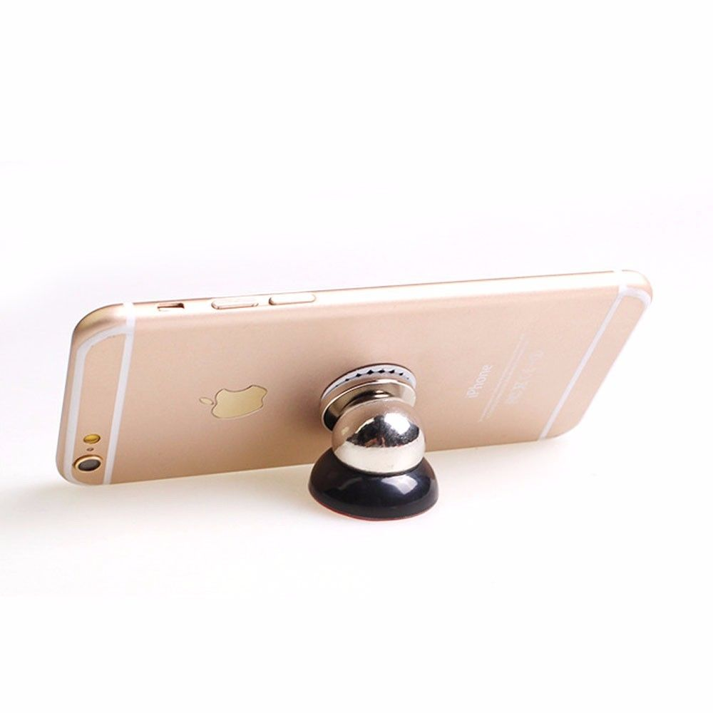 Car Support For Universal Mobile Magnetic Fridge Magnet And Twist/rotating 360