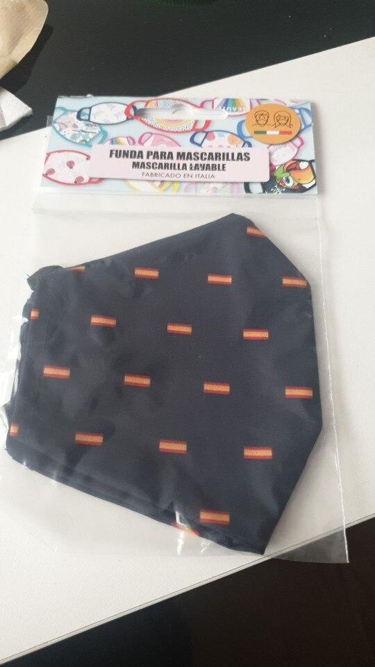 Funda de macarrón lavable,máscara informal impresa azteca de tela para adultos,mascarilla con imagen
