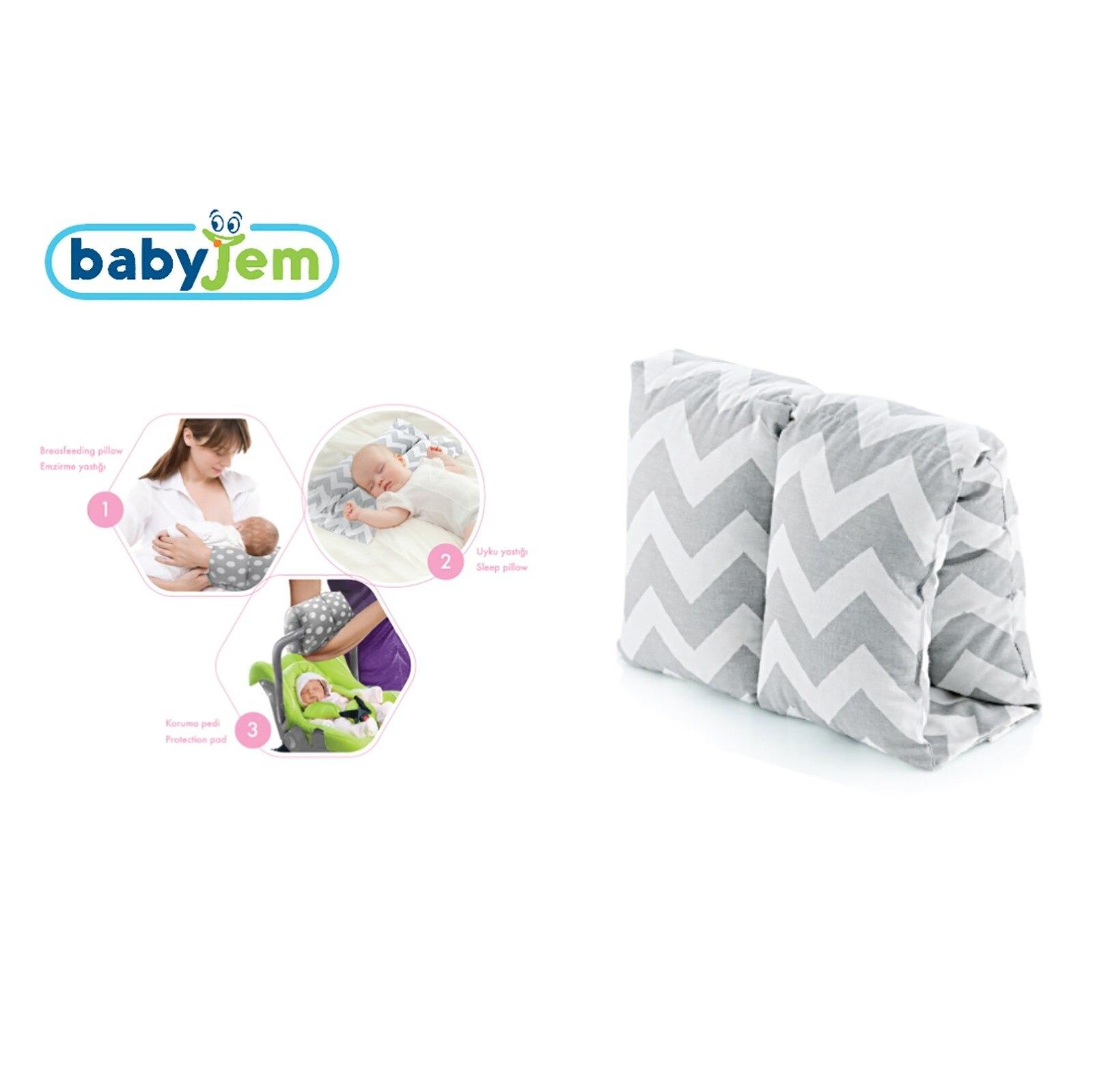 Ebebek Babyjem Multi-Purpose Nursing Breastfeeding Pillow