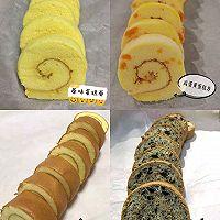 虎皮蛋糕卷蛋糕的做法图解14