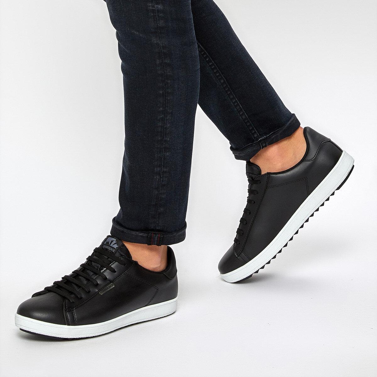 FLO BETNA 9PR Black Men 'S Sneaker Shoes LUMBERJACK