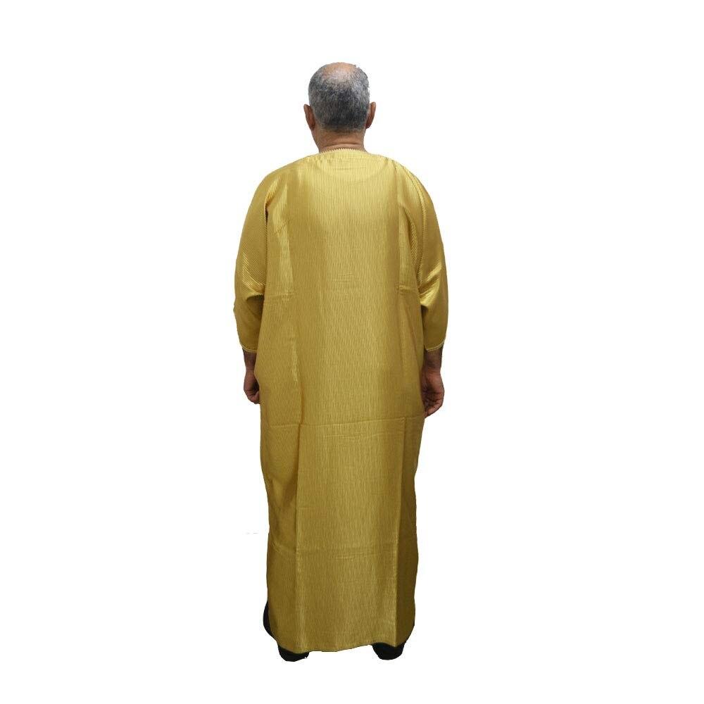 djellaba caft/án t/única Modelo /árabe y Marruecos sat/én y algod/ón Diferentes Anchos de sisa y Largos Chilaba