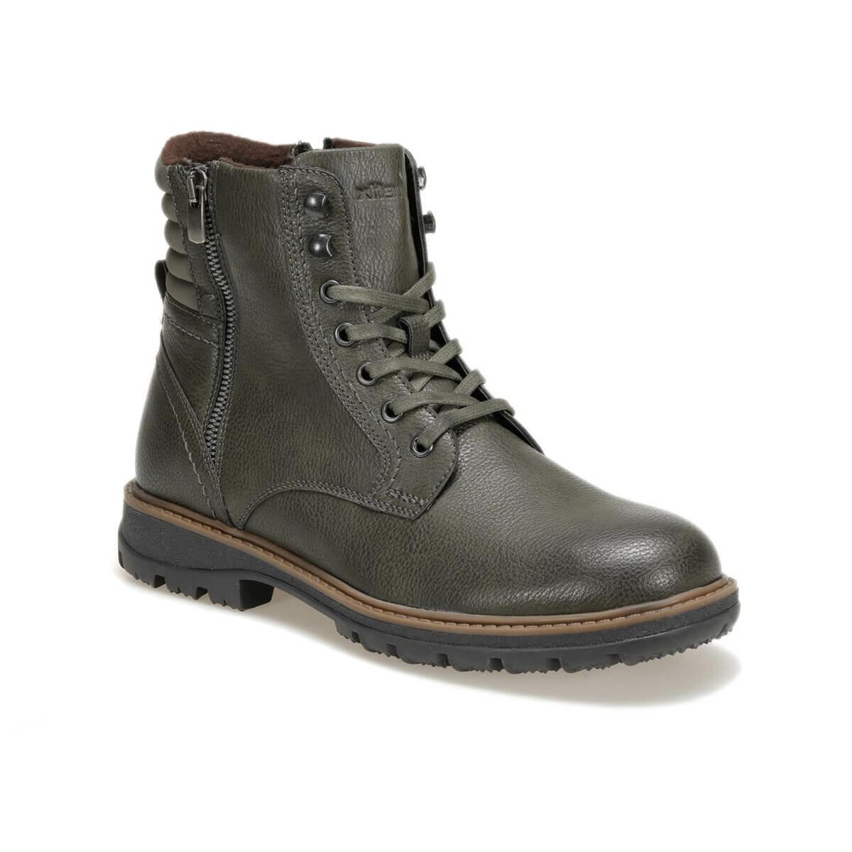 FLO VENUS 9PR Black Men Boots KINETIX