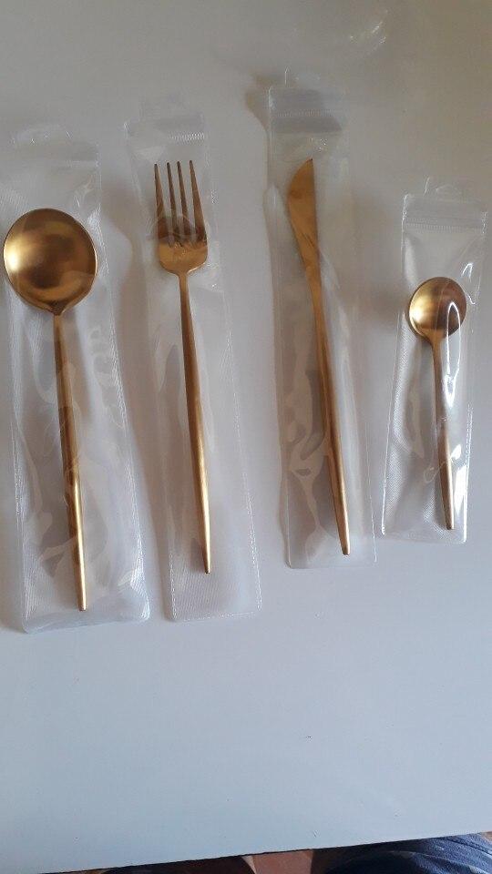 Aparelhos de jantar Colher Colher Conjunto