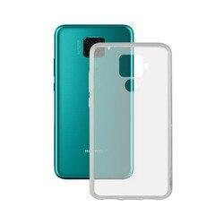 Pokrowiec na telefon Huawei Mate 30 Lite KSIX przezroczysty na