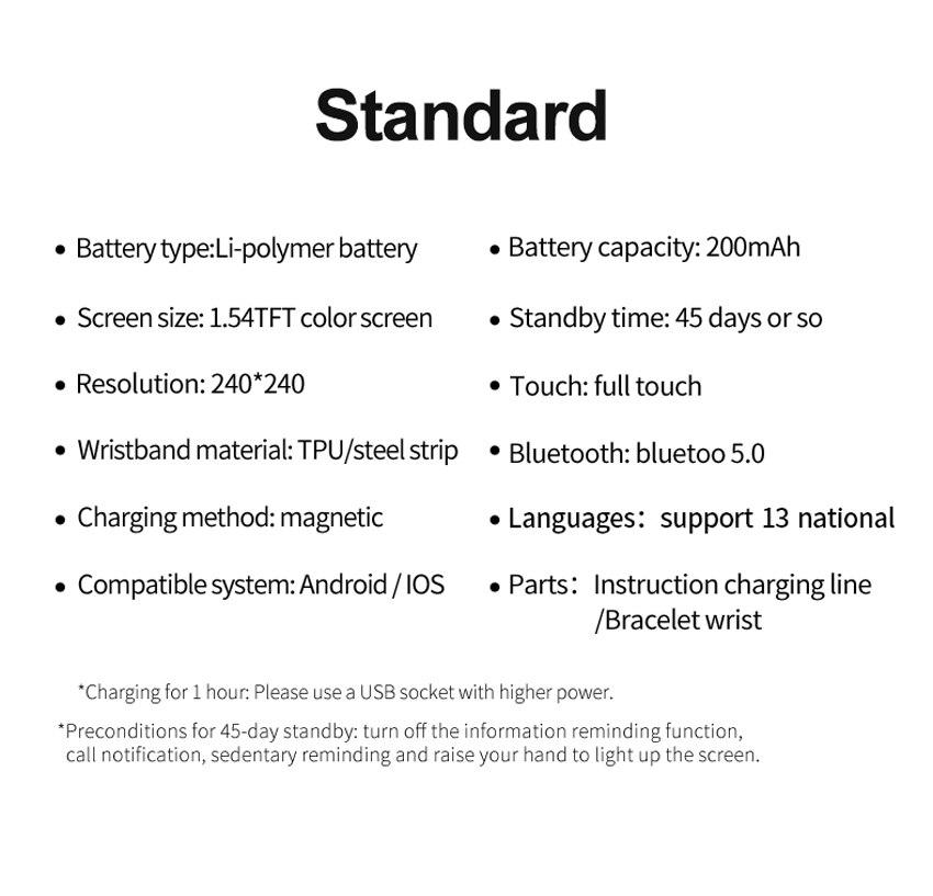 U54941dad90c54d3f8f745567494f4c9dJ U78 Plus Smart Watch Bluetooth Phone Call Smartwatch