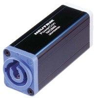 Adaptador powercon 20a azul