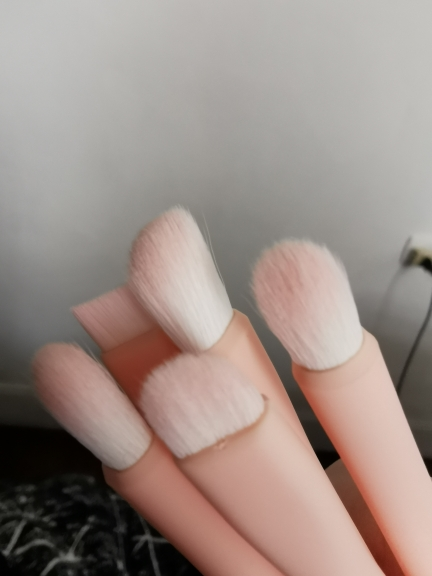 MSQ Eyeshadow Brush 6PCS Makeup Brushes Set Blending Eyebrow Lip Eye shadow Brush Synthetic Hair Cosmetic Make Up Tool Kits reviews №2 9157