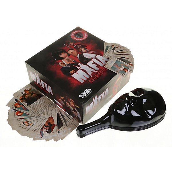 Board game Hobby World Mafia. The Whole family Assembly, 2nd edition the china tea book 2nd edition chinese edition