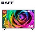 Tevê smart tv ultra hd 4 k 50 polegadas baff 50 4ktv-atsr