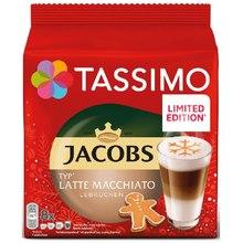 Кофе капсульный Tassimo Латте Макиато Имбирный пряник