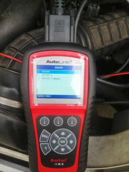 Autel AL519 AL619 OBD2 Scanner Diagnostic Tool Car Diagnostic Scaner Code Reader Automotriz ABS,SRS Automotive Scanner Scan Tool