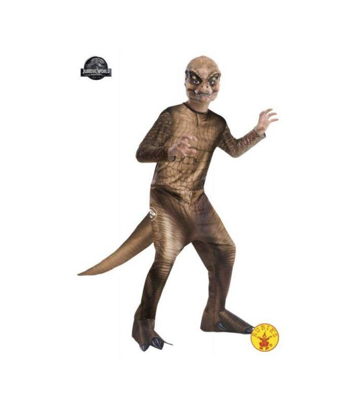 Children 'S Costume Jurassic World T-Rex Classic Carving L Toy Store