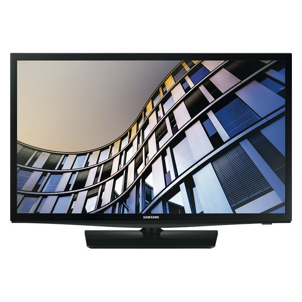 Смарт ТВ Samsung UE28N4305 28 HD готовый светодиодный WiFi черный