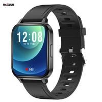 2021 Smart Watch salute monitoraggio del cuore impermeabile Sport Fitness Tracker Smartwatch Touch Screen chiamata Bluetooth per uomo donna