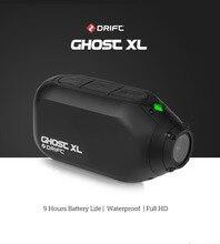 드리프트 고스트 XL 액션 카메라 스포츠 Vlog 1080P IPX 7 오토바이 착용 할 수있는 라이브 자전거 자전거 WiFi BT 비디오 스포츠 캠에 대 한 방수