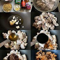 酱香黄豆焖猪脚~胶原蛋白满满的做法图解1