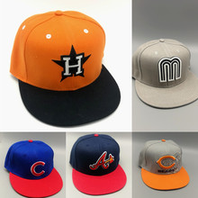 Fitted-Hats Gorra-Caps Letter Hip-Hop Bone Men Women Full-Closed for Top-Quality Hot-Sale