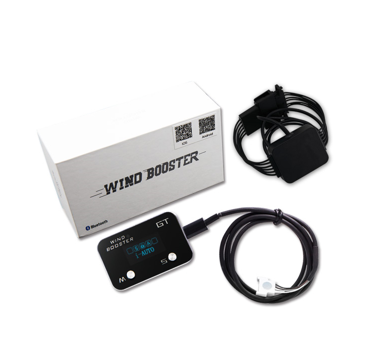 Для LAND ROVER OPEL VAUXHALL электронный Дроссельный ускоритель Bluetooth приложение чип Тюнинг смартфон управление 10 режимов WindBooster