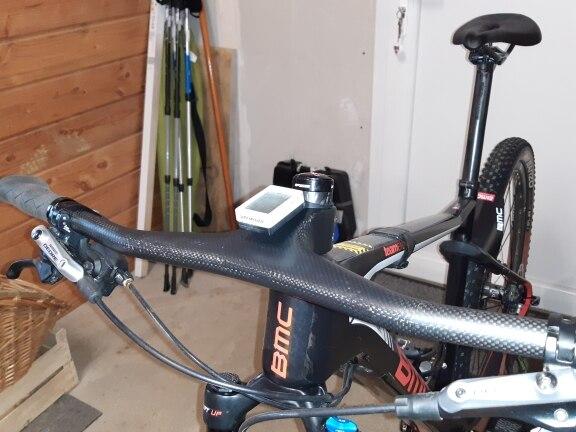-- Guiador Bicicleta Carbono