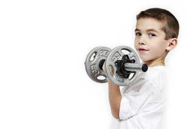 单手哑铃的锻炼方法 哑铃的针对性训练-养生法典