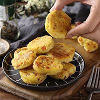 美味早餐 | 土豆饼:香软可口、简单丰盛的做法图解9