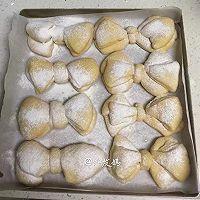 蝴蝶结面包的做法图解9