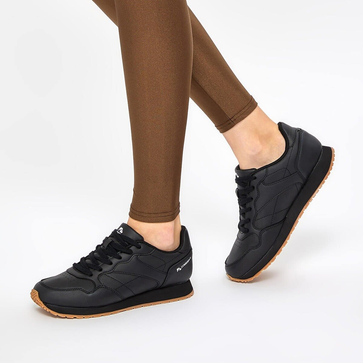 FLO HELLO WMN 9PR Black Women 'S Sneaker Shoes LUMBERJACK