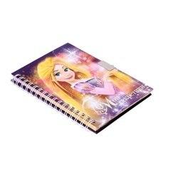 Princess Rapunzel's Notebook