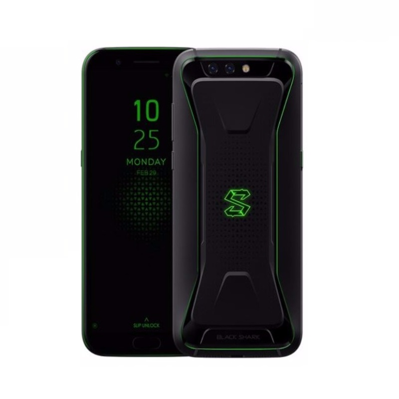 Global Version Xiaomi Black Shark 1 64GB ROM 6GB RAM Gaming phone (Brand New / Sealed) blackshark1, blackshark Smartphone Mobile