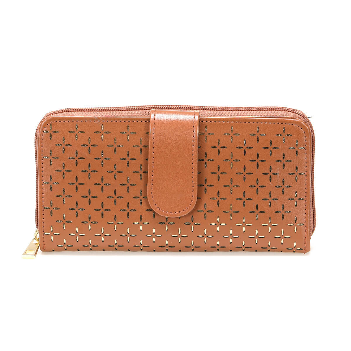 FLO 91.968.009.D Tan Women 'S Wallet Polaris