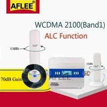 Усилитель сотовой связи 3g 70 дБ 2100 МГц lte band1 4g ретранслятор