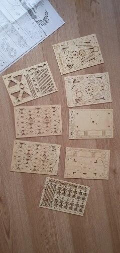 Grande Roue - Puzzle en  bois 3D photo review