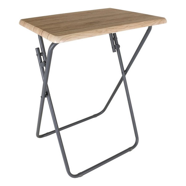 Folding Table Confortime Wood (48 X 38 X 66 Cm)