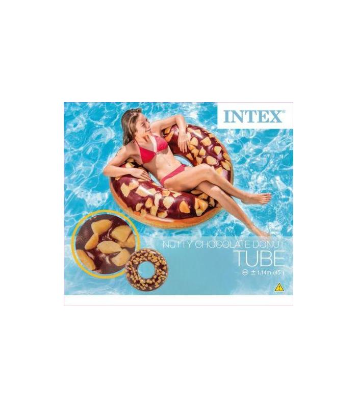 Figure Inflatable Donut Chocolate Decorated 114 CMS Toy Store Articles Created Handbook