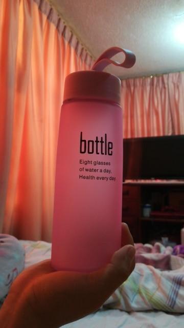 Hot Sport Scrub Leak Proof Bpa Free Water Bottle Plastic Drinking My Bottle Portable Fashion Drinkware Tour Bottles Yoga Camping Water Bottles     - AliExpress