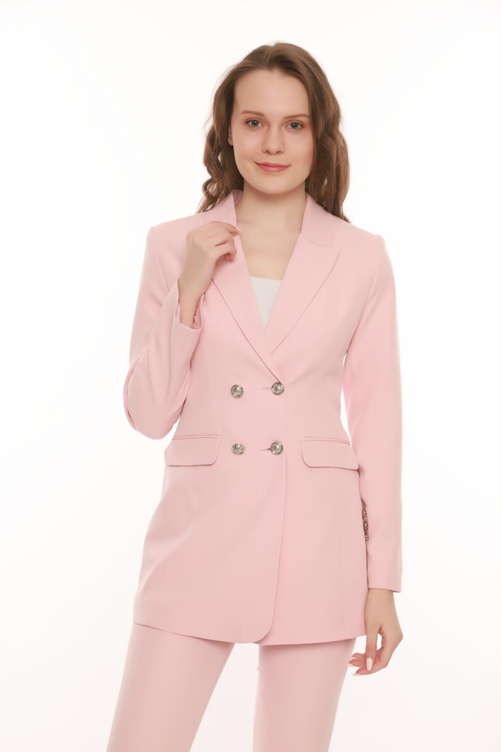2020 New Spring Summer Blazer Long Jacket Collection Classic Office Outdoor Street Fit Mold Dry Long Jacket