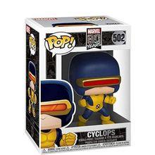 FUNKO POP MARVEL, Cyclops, original, 80 anniversary, Figures, toy for child superheroes, marvel dolls