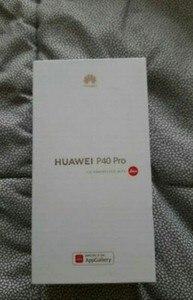 Huawei P40 pro 256 ГБ 8 ГБ