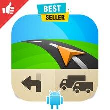 Sygic – camion de Navigation GPS v21.0.0 Final (Mod débloqué) pour Android