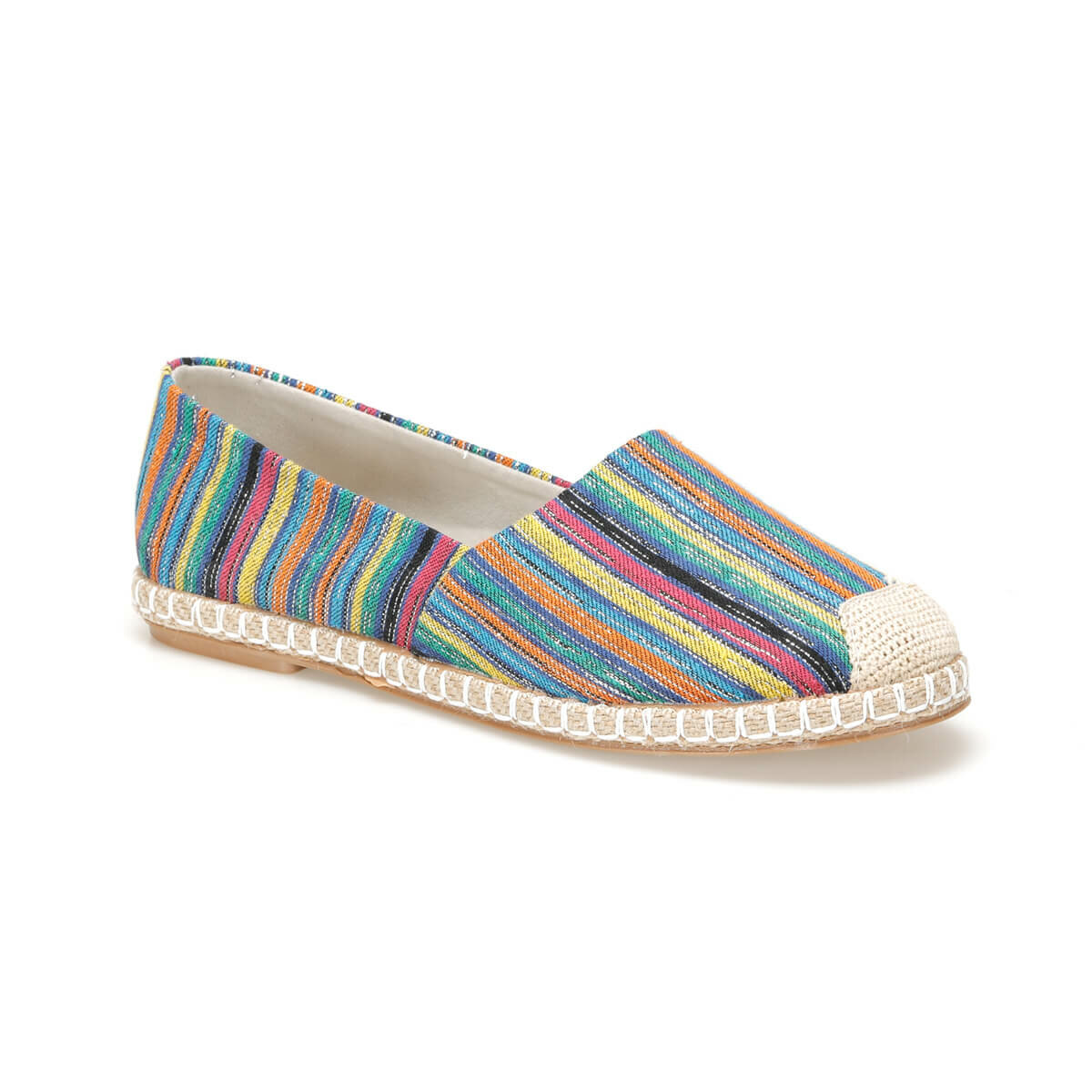 FLO OKOCHA98Z Multicolour Women Espadril Shoes BUTIGO