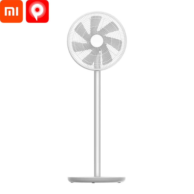 Xiaomi SmartMi Wireless Electric Fan 2S / APP Remote Control / 2019 New Type / Natural Wind Fan / DC Electric Fan / Xiaomi Wireless Fan