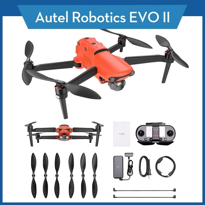 Autel Evo 2 8k Drone 9km Range 40minutes Flying Time Better Than Dji Mavic Pro 2 Aliexpress