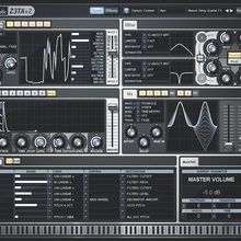 Z3TA+ 2 (Win) VST FOR PRODUCERS AND BEATMAKERS
