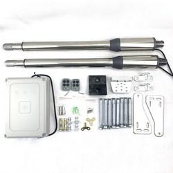 Автоматический электрический привод для распашных ворот 200 кг створка